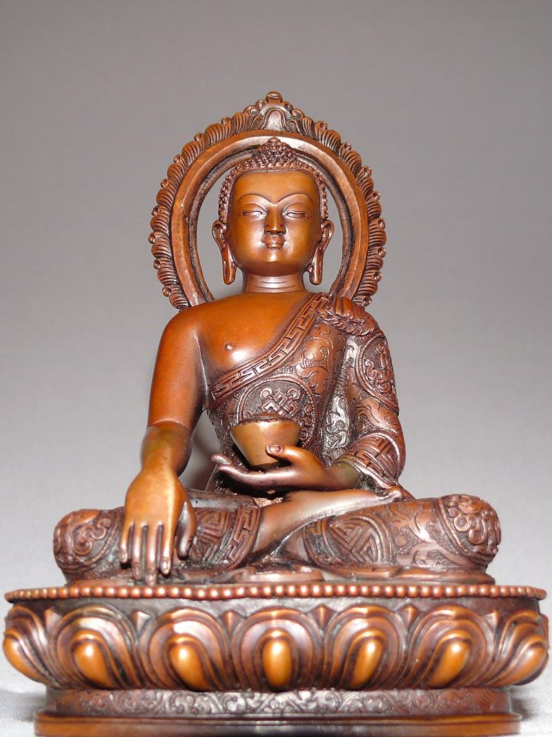 Buddha Beste Qualit T Buddhafigur Buddha Nepal Figur