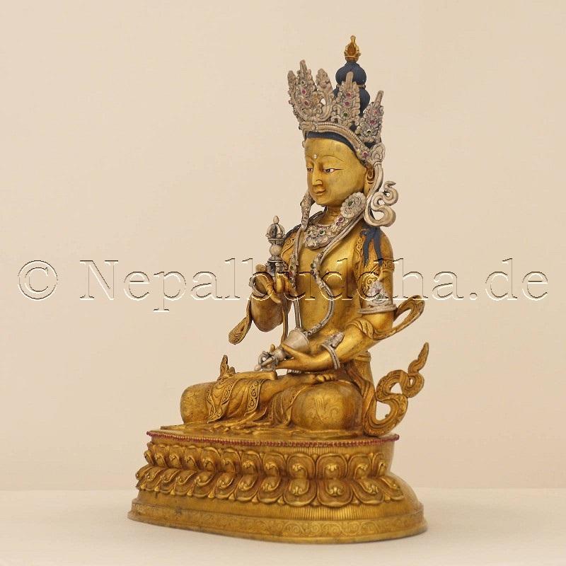 dorje sempa statue buddha vajrasattva figur beste qualit t skulptur unikat ebay. Black Bedroom Furniture Sets. Home Design Ideas
