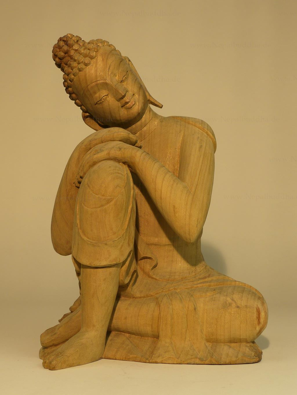 Buddha statue great quality 1 65 kg buddhism sculpture for Buddha statue holz
