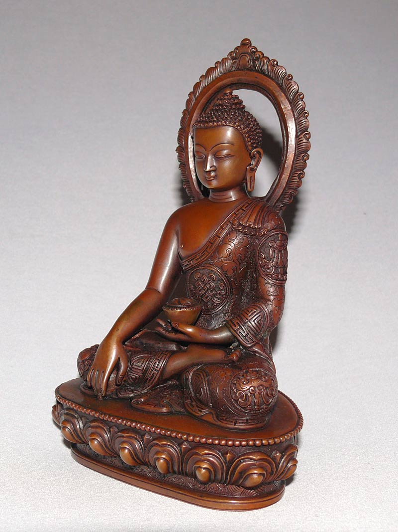 buddha beste qualit t buddhafigur buddha nepal figur statur skulptur ebay. Black Bedroom Furniture Sets. Home Design Ideas