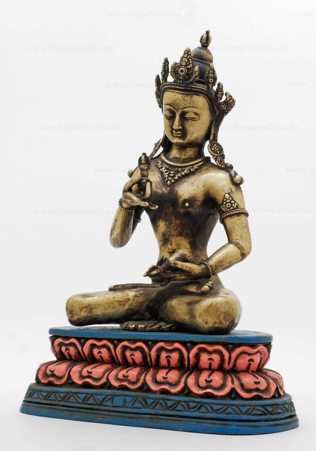 dorje sempa vajrasattva bronze 5 95 kg figur kunst statue skulptur asien tibet ebay. Black Bedroom Furniture Sets. Home Design Ideas